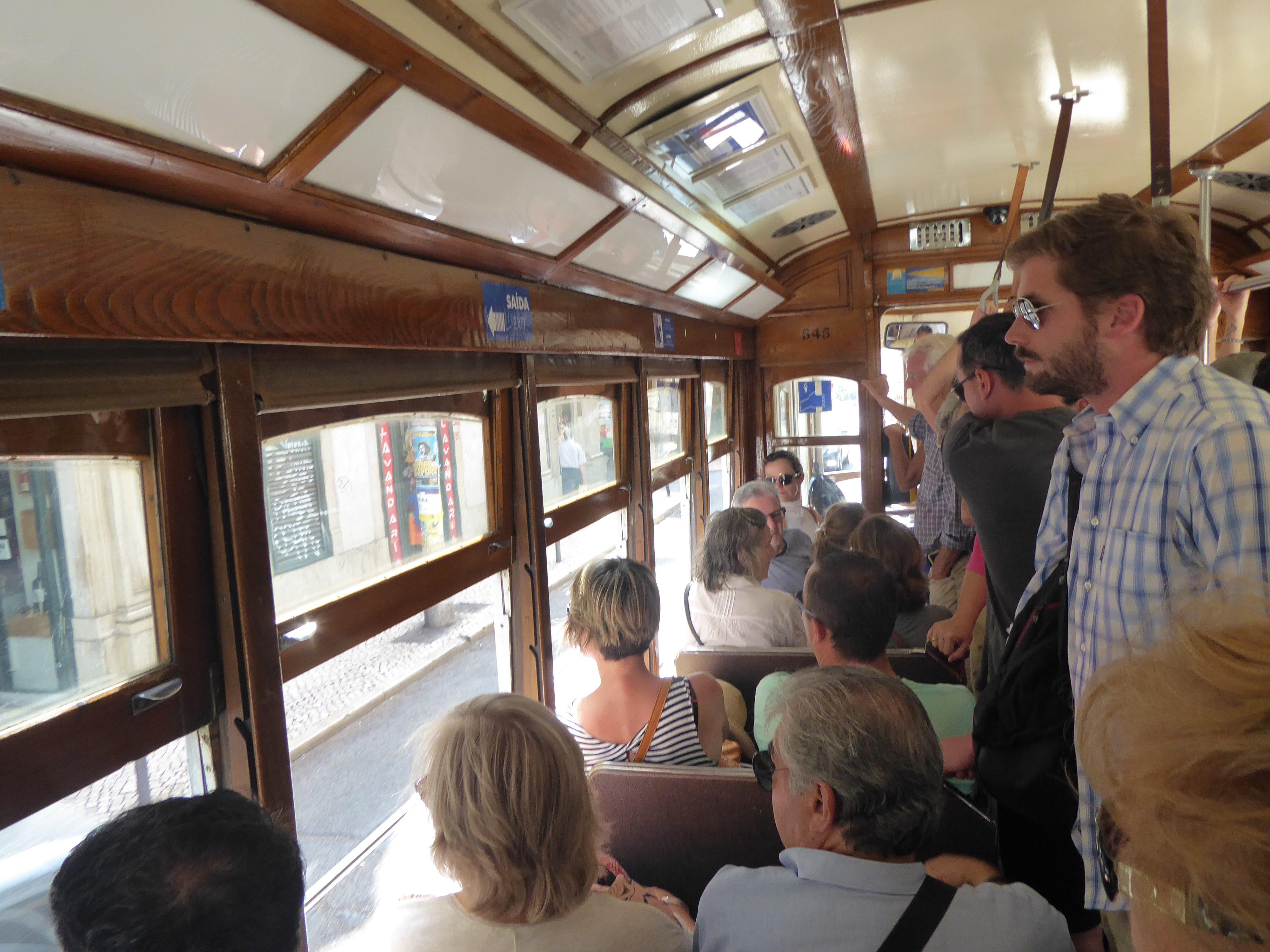 No.28 Tram