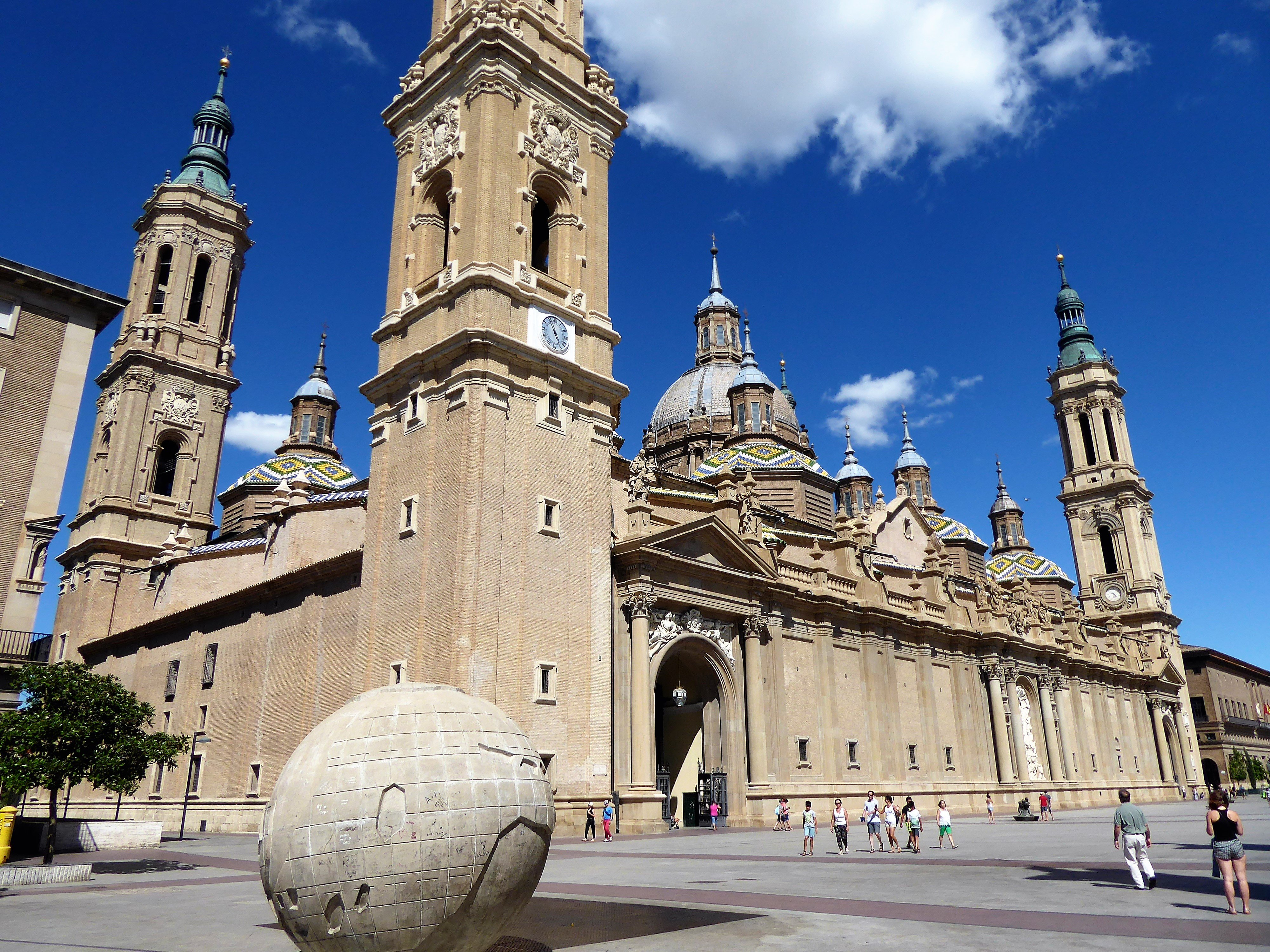 Cathedral-Basilica of Our Lady of the Pillar - Zaragoza