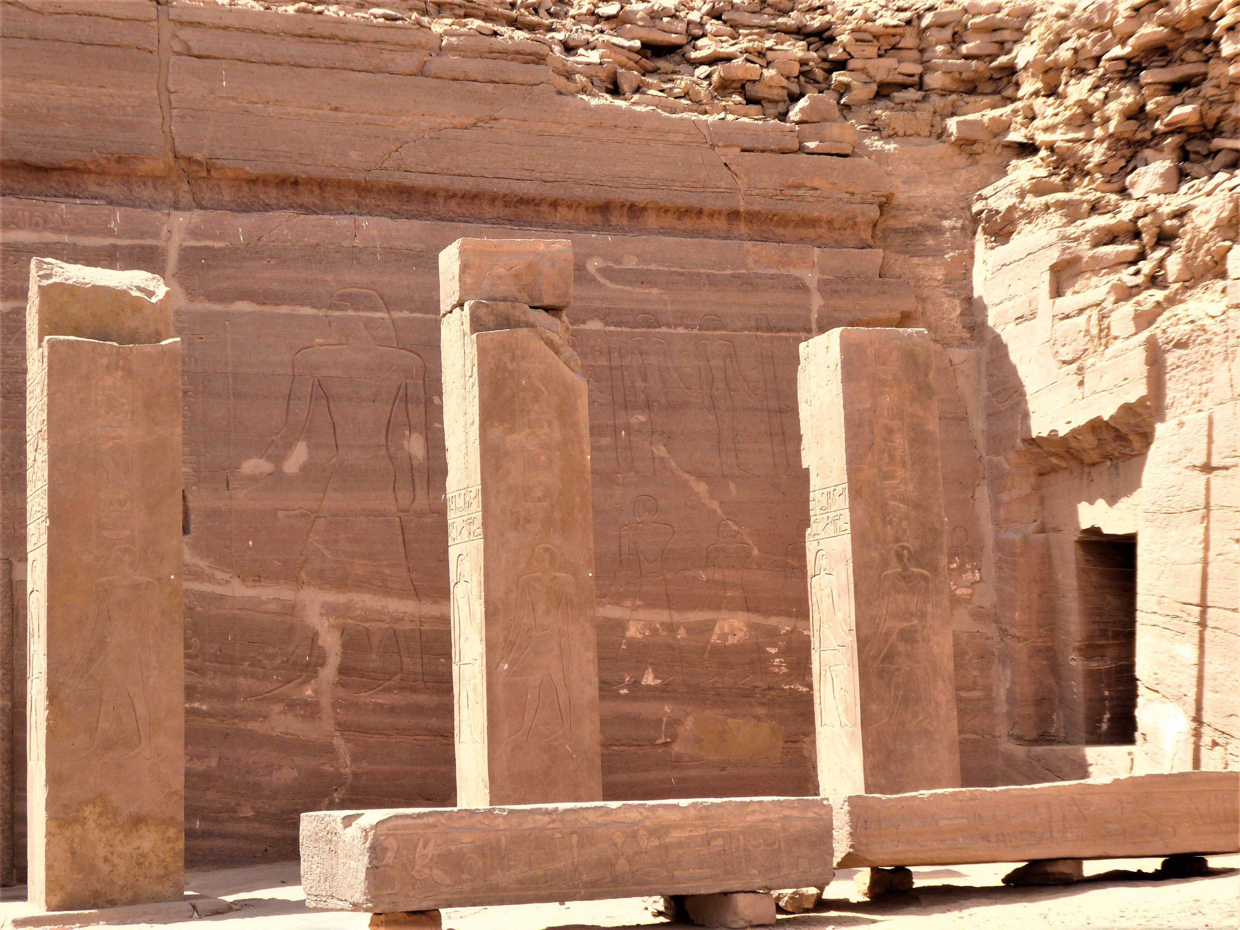 Sarenput I Tomb
