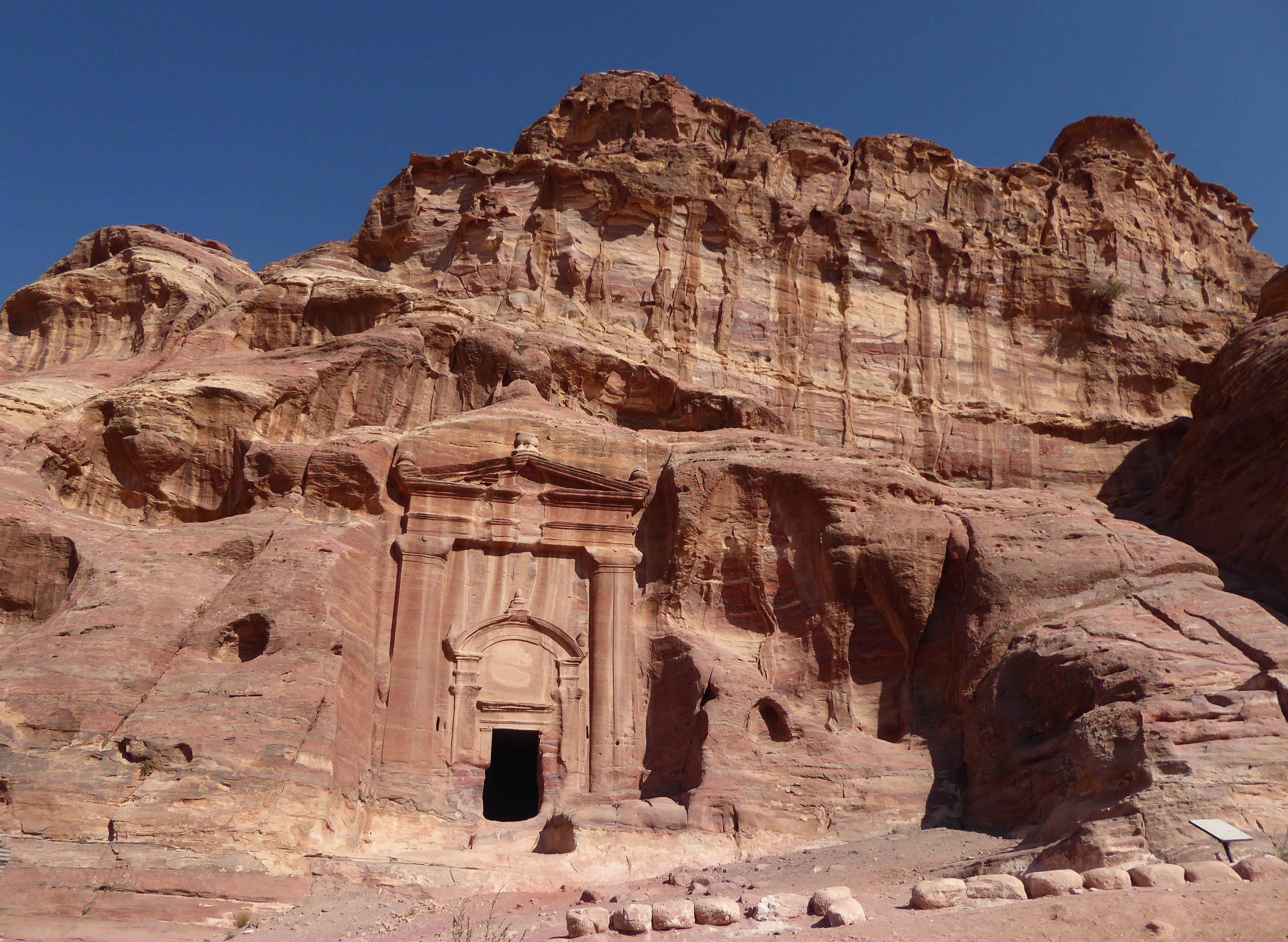 Crusader Tomb