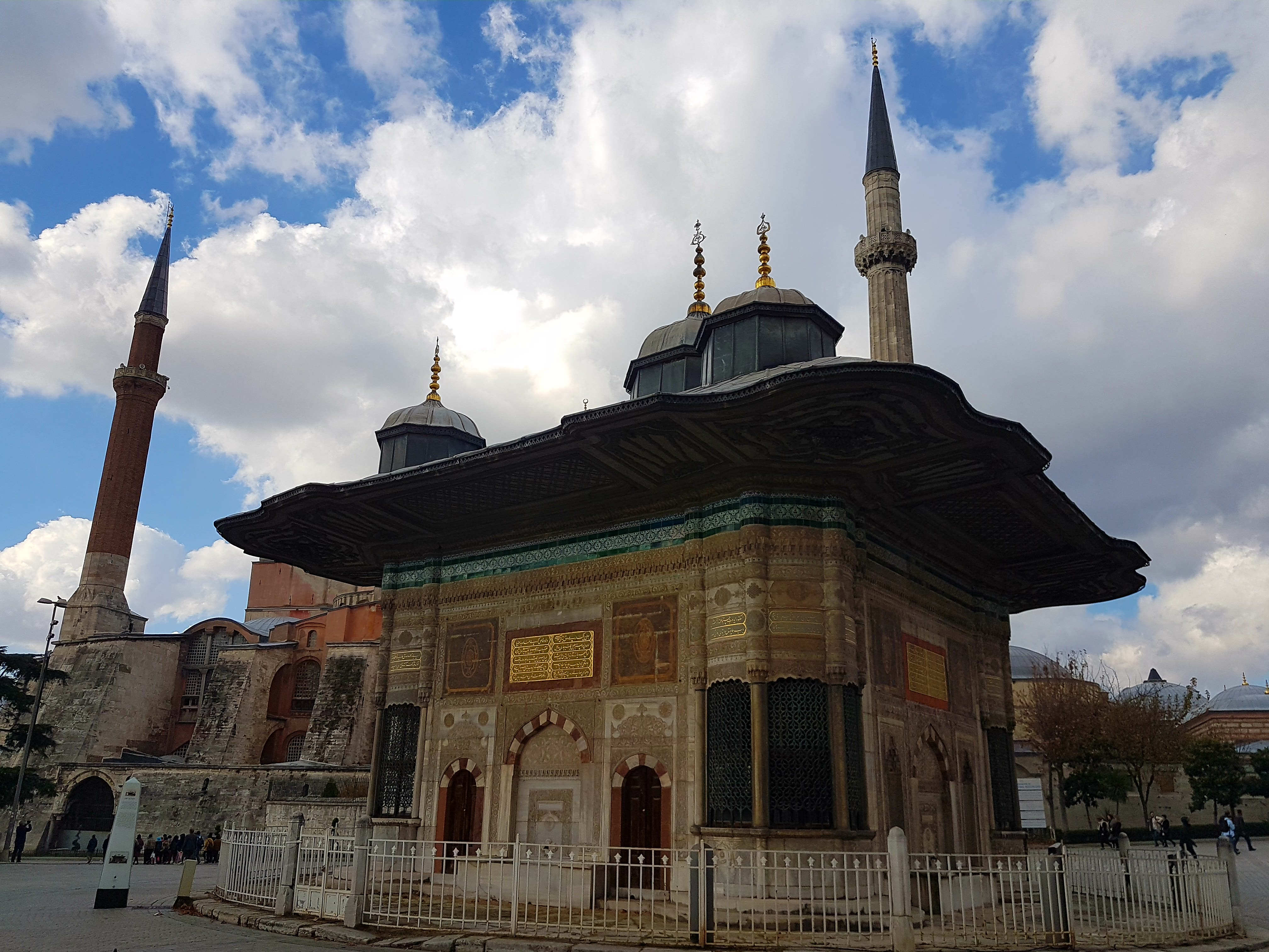 Saltan Ahmet III Fountain