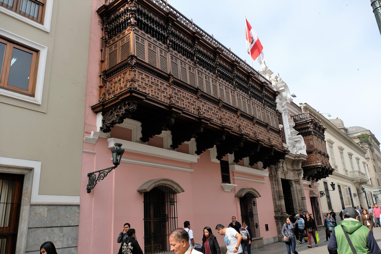 Historic Centre Lima
