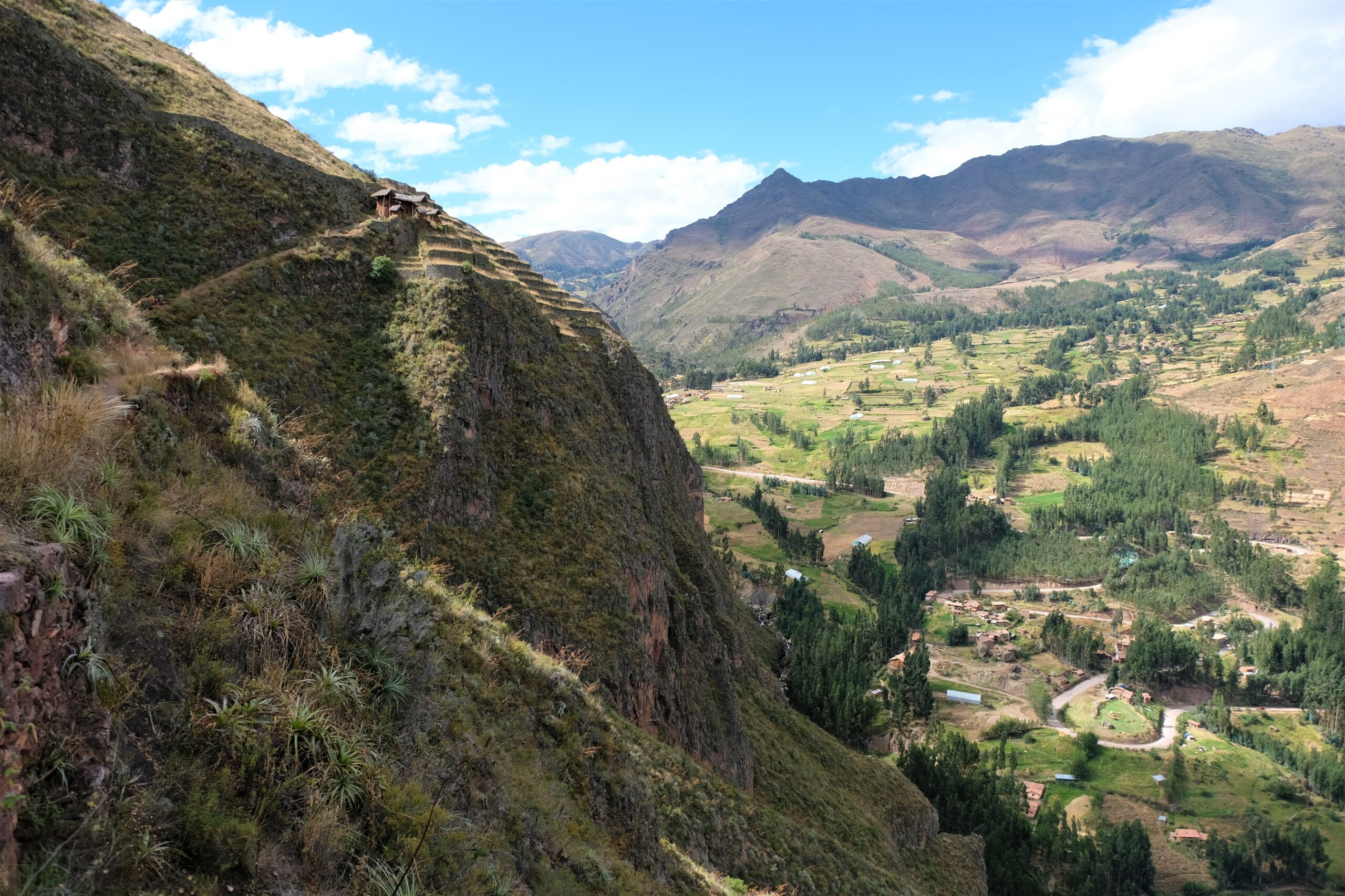 Pisac archaeological park